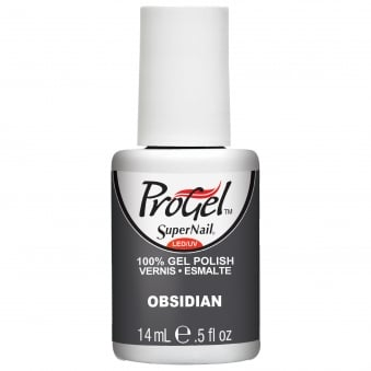 Gel Nail Polish - Obsidian 14ml