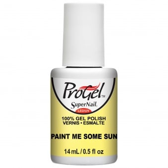 Gel Nail Polish - Paint Me Some Sun 14ml