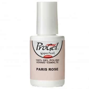 Gel Nail Polish - Paris Rose 14ml