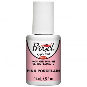 Gel Nail Polish - Pink Porcelain 14ml