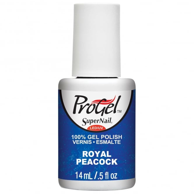 SuperNail Pro Gel Nail Polish - Royal Peacock 14ml (80152)