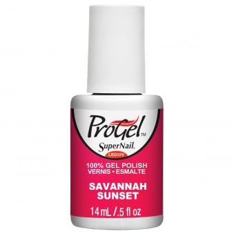Gel Nail Polish - Savannah Sunset 14ml