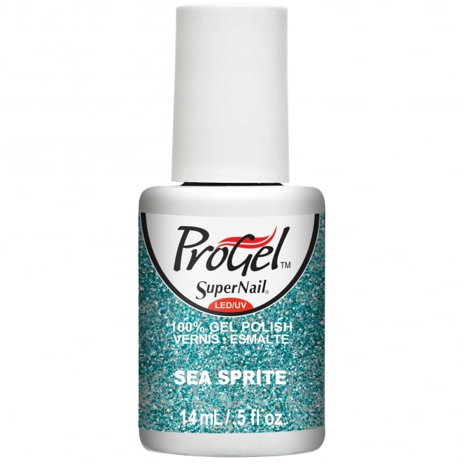 SuperNail Pro Gel Nail Polish - Sea Sprite 14ml (81420)