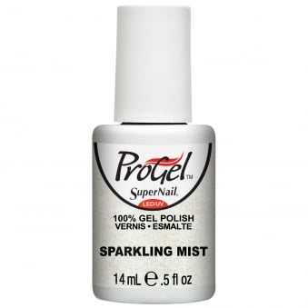Gel Nail Polish - Sparkling Mist 14ml