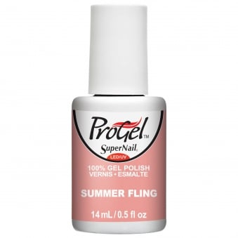 Gel Nail Polish - Summer Fling 14ml