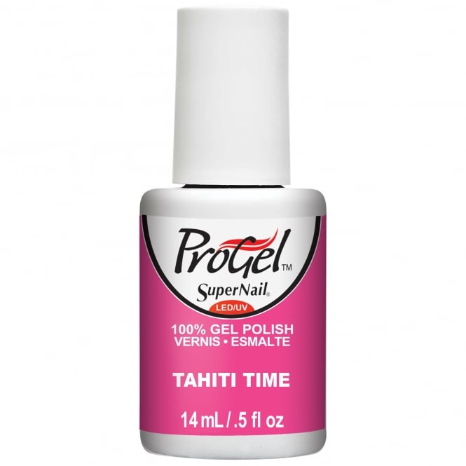 SuperNail Pro Gel Nail Polish - Tahiti Time 14ml (81413)