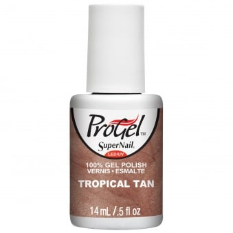 Gel Nail Polish - Tropical Tan 14ml