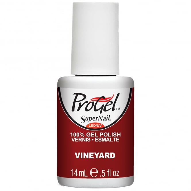 SuperNail Pro Gel Nail Polish - Vineyard 14ml