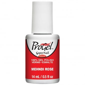 Nail Polish Festival Of Colours 2016 Gel Collection - Mehndi Rose 14ml