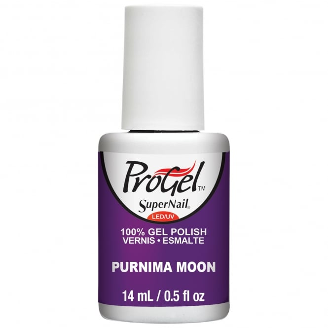 SuperNail Pro Nail Polish Festival Of Colours 2016 Gel Collection - Purnima Moon 14ml