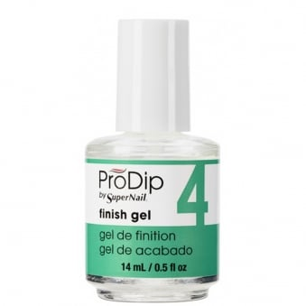 Nail Treatment - Pro Dip Finish Gel 14ml