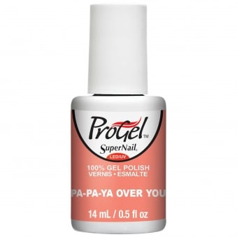 Sugar Kiss 2016 Gel Nail Polish Collection - Papaya Over You 14ml
