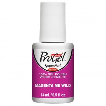 Tropical Pop Gel Nail Polish Collection - Magenta Me Wild 14ml