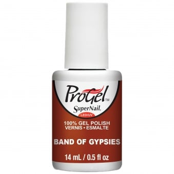 Bohemian Gypsy 2015 Gel Nail Polish Collection - Band Of Gypsies 14ml