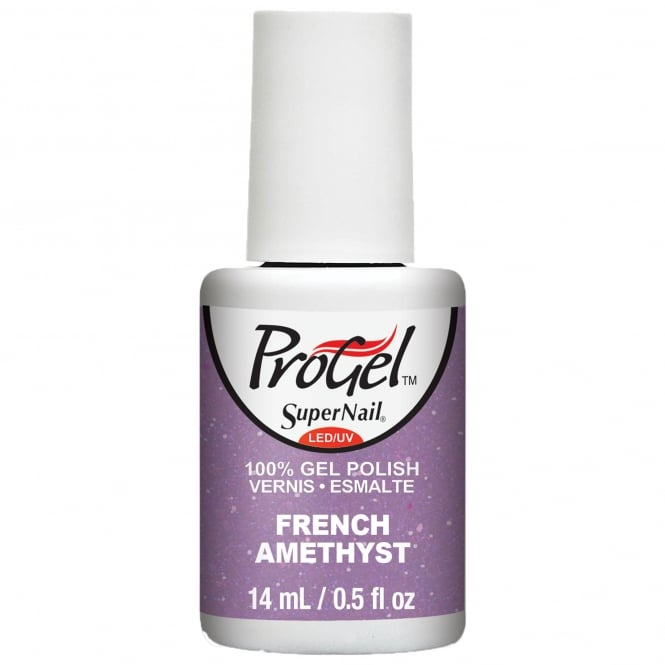 SuperNail ProGel Champs De Lavande Collection 2016- French Amethyst (14ML) (45285)