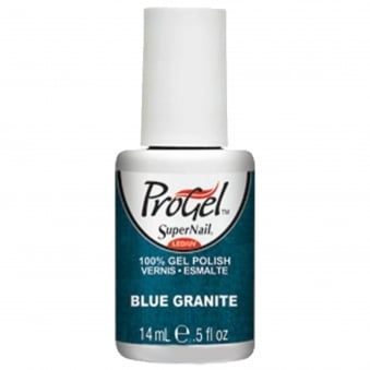 Gel Nail Polish - Blue Granite 14ml