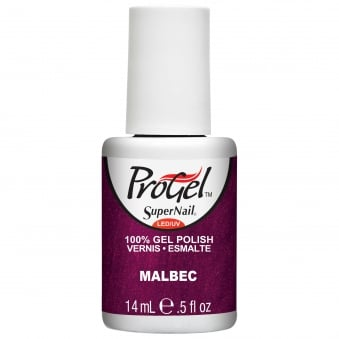 Gel Nail Polish - Malbec 14ml