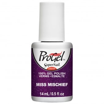 Gel Nail Polish - Miss Mischief 14ml
