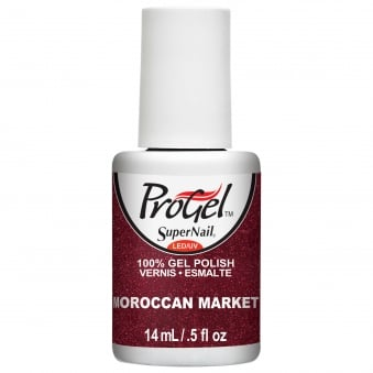 Gel Nail Polish - Moroccan Market 14ml