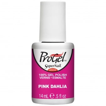Gel Nail Polish - Pink Dahlia 14ml