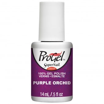 Gel Nail Polish - Purple Orchid 14ml