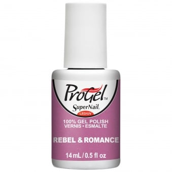 Gel Nail Polish - Rebel & Romance 14ml