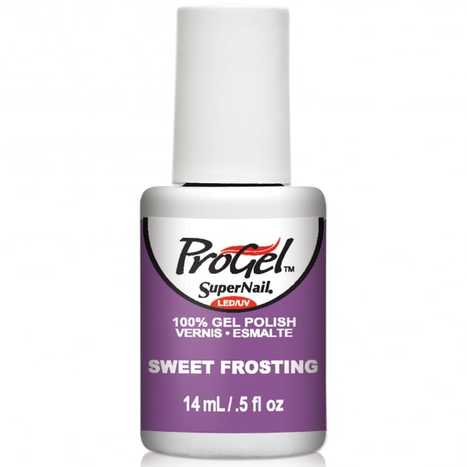 SuperNail Pro Gel Nail Polish - Sweet Frosting 14ml