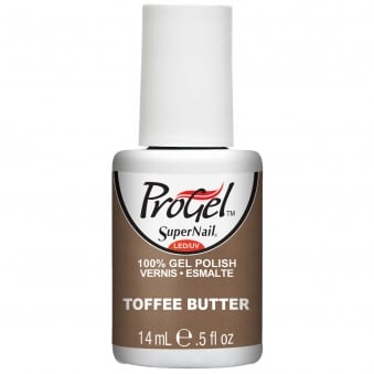 Gel Nail Polish - Toffee Butter 14ml