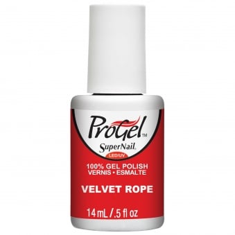 Gel Nail Polish - Velvet Rope 14ml