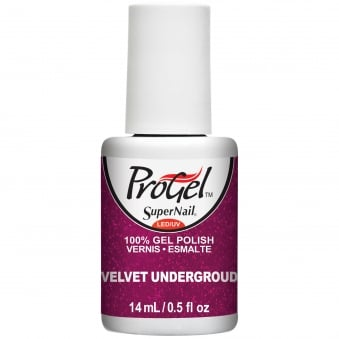 Gel Nail Polish - Velvet Underground 14ml