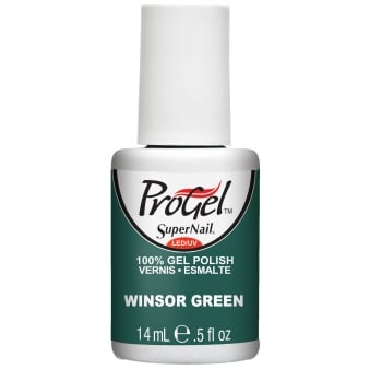 Gel Nail Polish - Winsor Green 14ml