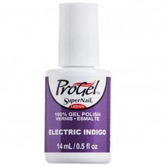 Indigo Maven Gel Nail Polish Collection - Electric Indigo 14ml
