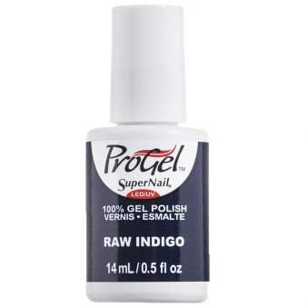 Indigo Maven Gel Nail Polish Collection - Raw Indigo 14ml