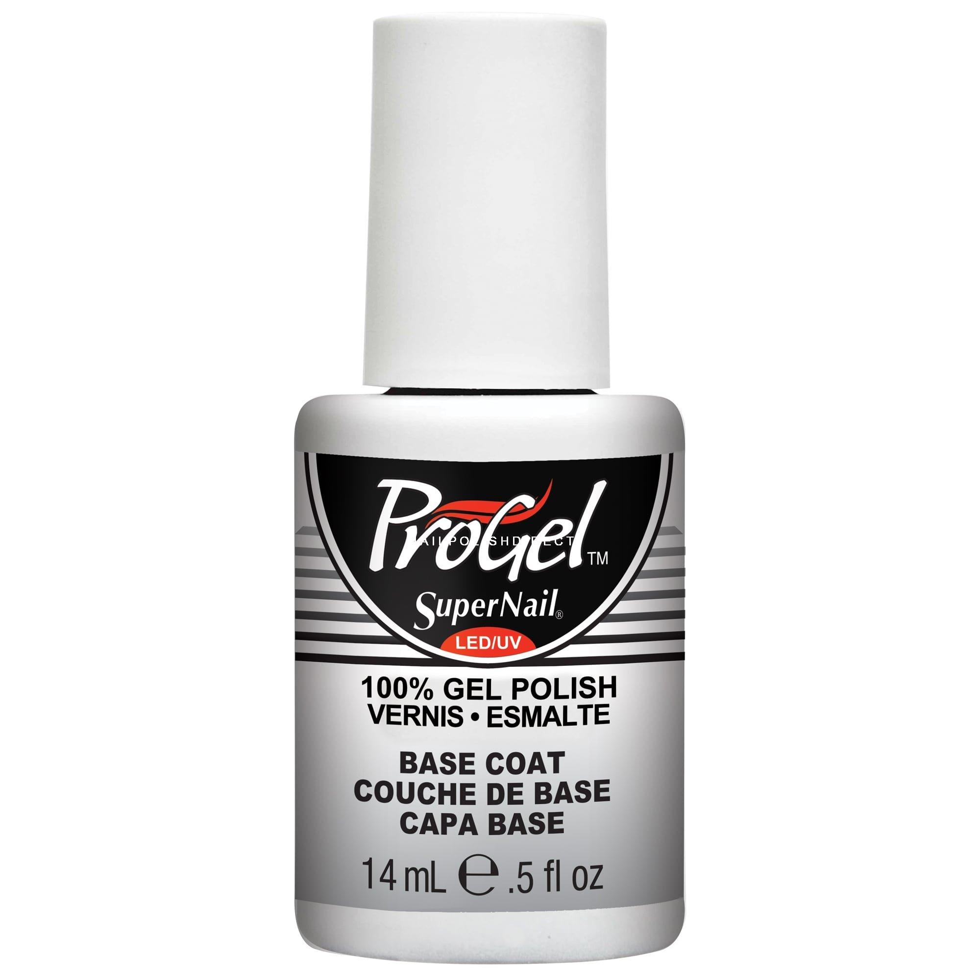 SuperNail ProGel Nail Treatment - Base Coat 14ml | Professional Nails