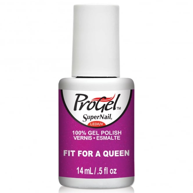 Queen Gel Nail Polish: SuperNail ProGel Nail Polish