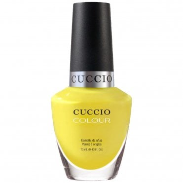 Sweet as Sugar Nail Polish Collection 2015 - Lemon Drop Me A Line (6156) 13mL