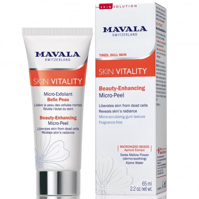 Mavala Swiss | Skin Solution - SKIN VITALITY Beauty Enhancing Micro Peel (53701) 65ml