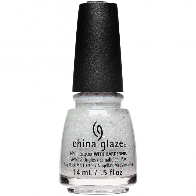 China Glaze The Glam Finale 2017 Nail Polish Collection - Don't Be A Snow-Flake (84101) 14ml