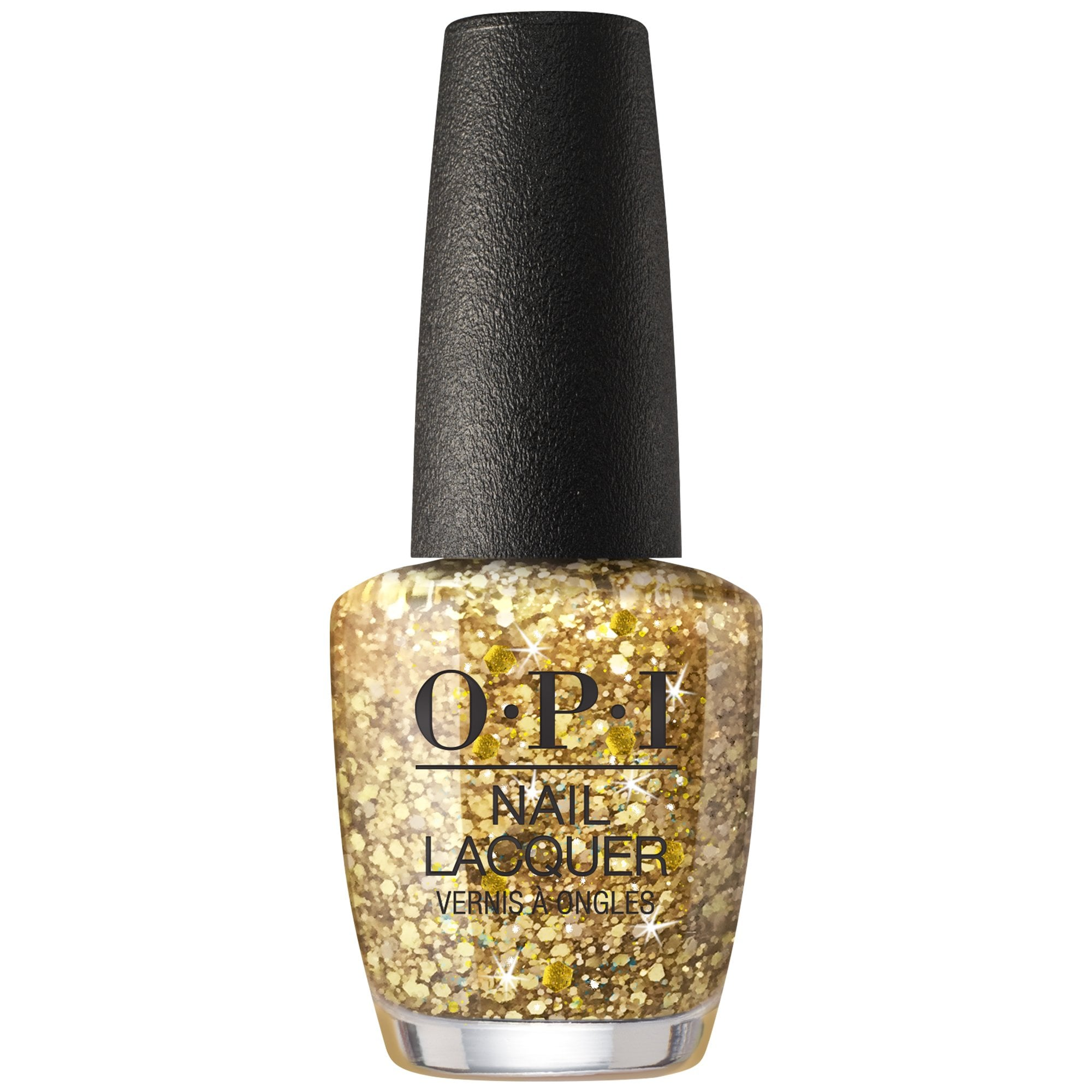 Opi The Nutcracker 2018 Gold Key To The Kingdom Hrk13 15ml