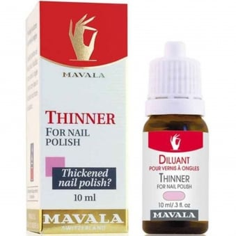 Thinner For Nail Polish 10ml