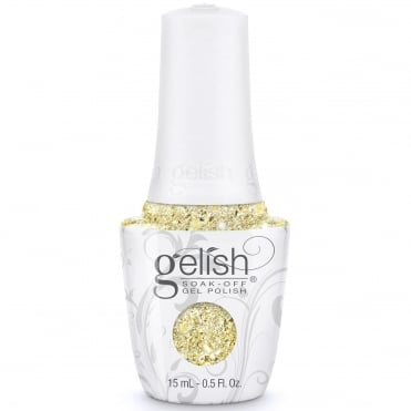 Thrill Of The Chill 2017 Gel Polish Collection - Ice Gold Cold 15ml (1110285)