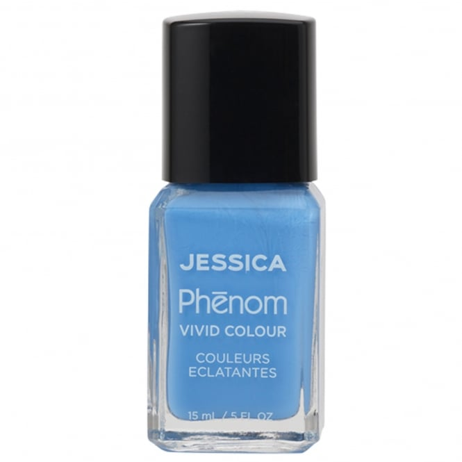 Jessica Phenom Ticket To Paradise Vivid Colour Weekly Nail Polish Collection - Copacabana Beach 15mL