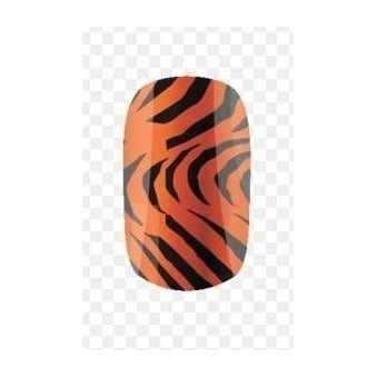 Nail Wraps - Eye Of The Tiger