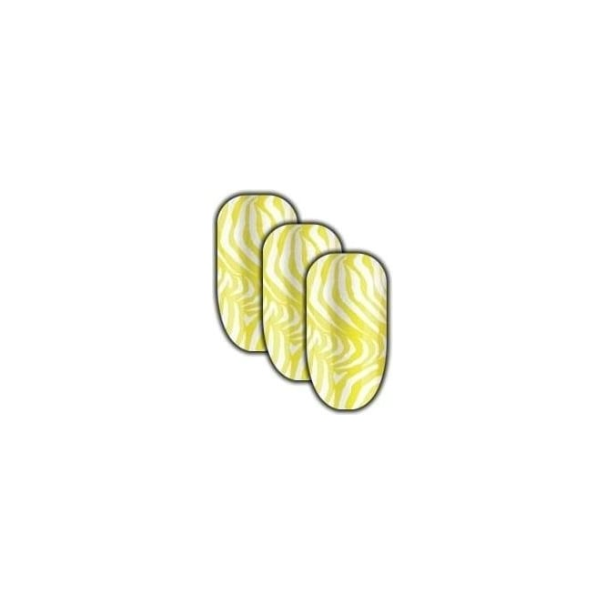 Trendy Nail Wraps - Lemonade