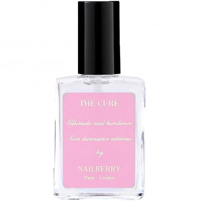 NailBerry Ultimate Nail Hardener Lacquer - The Cure 15ml
