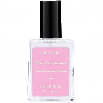 Ultimate Nail Hardener Lacquer - The Cure 15ml