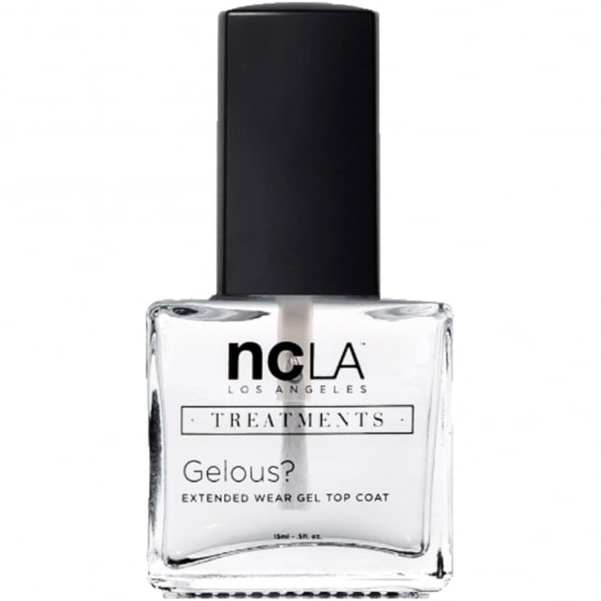 ncLA Los Angeles Ultra Gloss Top Coat - Extended Wear Gel Top Coat 15ml