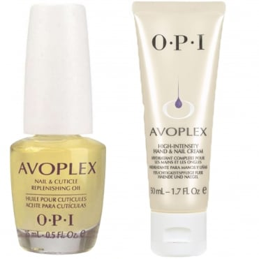 (Unboxed) Avoplex Hand & Nail Treatment Duo (1 x 15ml & 1 x 50ml)