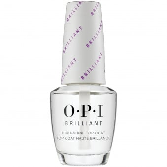(UNBOXED) Brilliant High Shine Top Coat 15ml