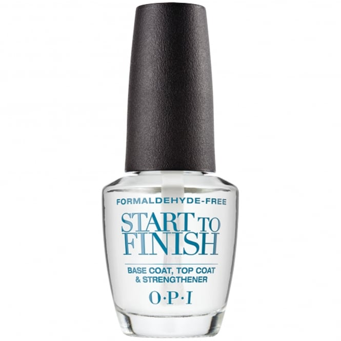 OPI (UNBOXED) Nail Treatment Start To Finish - Formaldehyde Free 15ml